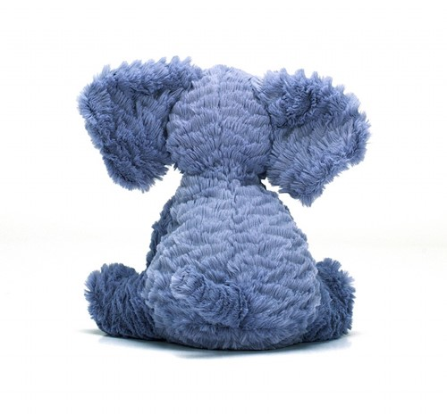 Jellycat  Fuddlewuddle Élephant Grand - 44 cm-3