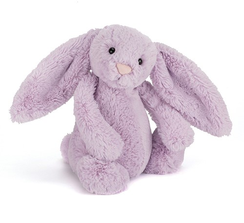 Jellycat Bashful Hyacinth Lapin Medium - 31cm