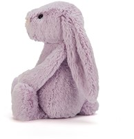 Jellycat Bashful Hyacinth Lapin Medium - 31cm-2