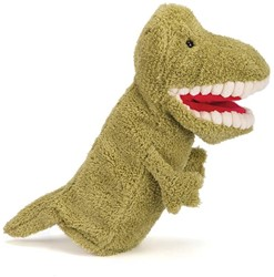 Jellycat Marionette Toothy T-Rex