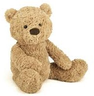 Jellycat  Bumbly Ours Petit - 30 cm