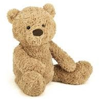 Jellycat - Peluche Bumbly ours Large