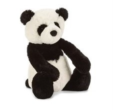 Jellycat - Peluche Bashful Panda Cub Medium