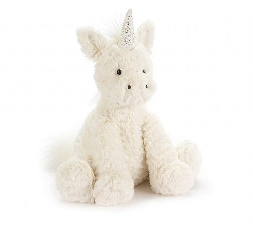 Jellycat - Peluche - Fuddlewuddle licorne Medium