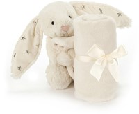 Jellycat Bashful Twinkle Lapin Soother - 34cm-2
