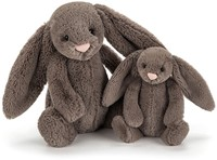 Jellycat Bashful Truffe Lapin Medium - 31cm-3