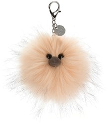 Jellycat peluche Just Peachy Sac Charm - 6cm