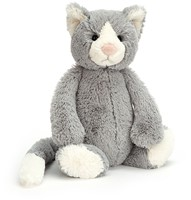 Jellycat peluche Bashful Chat Medium - 31cm