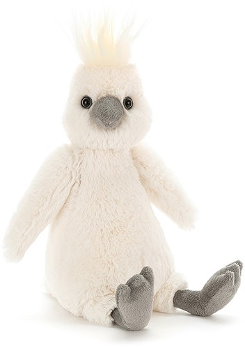 Jellycat Bashful Cockatoe Medium - 31cm