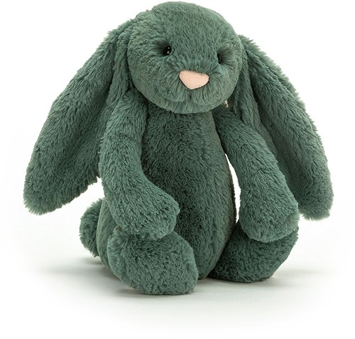 Jellycat Bashful Forest Lapin Medium - 31cm
