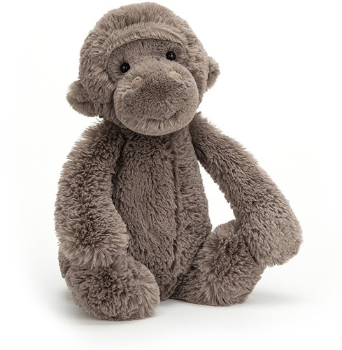 Jellycat Peluche Bashful Gorille Medium - 31cm