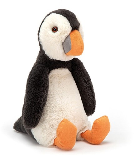 Jellycat Peluche Bashful Puffin Medium - 31cm