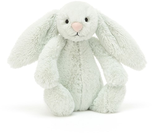 Jellycat Bashful Seaspray Lapin Petit - 18cm