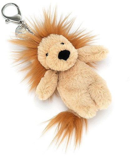 Jellycat Bashful Lion Bag Charm - 8cm