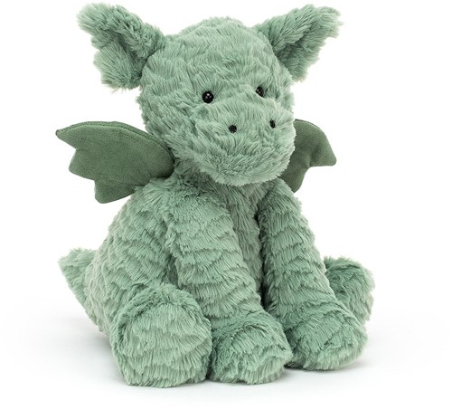 Jellycat Fuddlewuddle Dragon Medium - 23cm