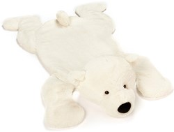 Jellycat knuffel Perry Polar Bear Playmat 90cm