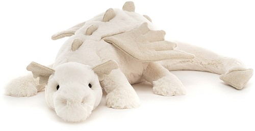 Jellycat Dragon des Neiges - 14cm