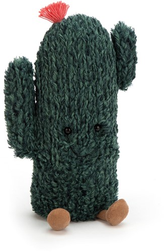 Jellycat Amuseables Cactus Grand Sac - 23cm