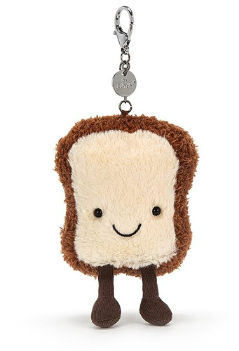 Jellycat Amusant sac toast Charmant