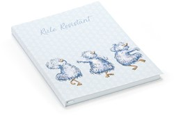 Jellycat Anything But Ordinary Rule Resistant Note Book