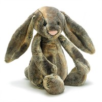 Jellycat  Bashful cottontail Lapin Grand - 36 cm