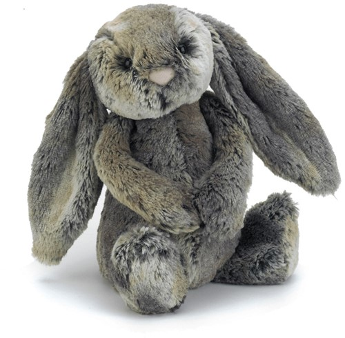 Jellycat peluche Bashful Cottontail Lapin Grand 51cm