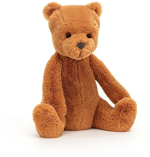 Jellycat Peluche Ours Gingembre Grand - 27cm