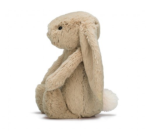 Jellycat  Bashful Beige Lapin medium - 31cm-2
