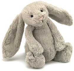 Jellycat  Bashful Beige Lapin medium - 31cm