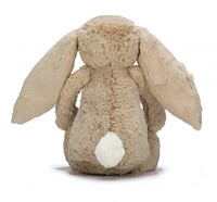 Jellycat  Bashful Beige Lapin medium - 31cm-3
