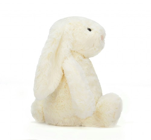 Jellycat  Bashful Lapin cream medium - 31cm-2