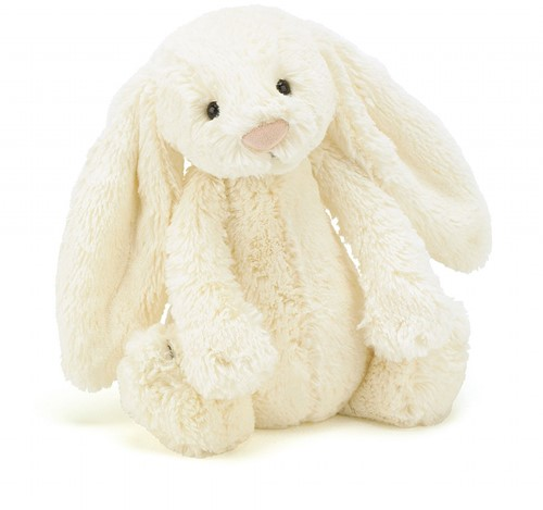 Jellycat  Bashful Lapin cream medium - 31cm