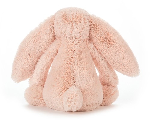 Jellycat Bashful Blush Lapin Medium - 31cm-3