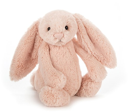 Jellycat Bashful Blush Lapin Medium - 31cm