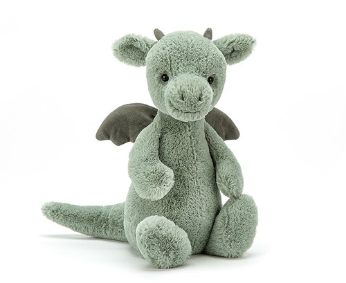 Jellycat Peluche Bashful Dragon Medium 31cm