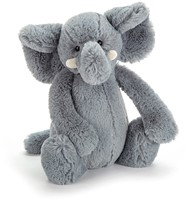 Jellycat Bashful Éléphant Medium - 31cm