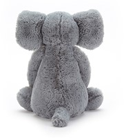 Jellycat Bashful Éléphant Medium - 31cm-3