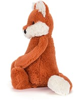 Jellycat Peluche Bashful Renard Chiot Medium 31cm-2