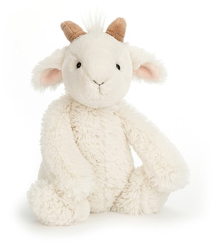 Jellycat Peluche Bashful Caprin Medium -31cm