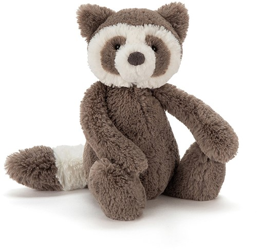 Jellycat Bashful Raton Laveur Medium - 31cm