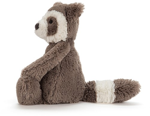 Jellycat Bashful Raton Laveur Medium - 31cm-2