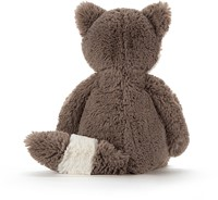 Jellycat Bashful Raton Laveur Medium - 31cm-3