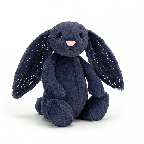 Jellycat Bashful Lapin d'Étoiles Medium - 31cm