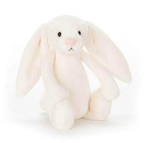Jellycat Bashful Cream Lapin Chime - 25cm
