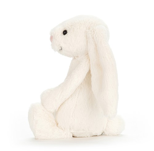 Jellycat Bashful Cream Lapin Chime - 25cm-2