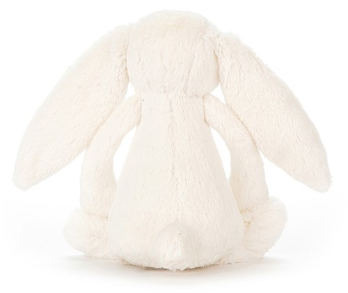 Jellycat Bashful Cream Lapin Chime - 25cm-3