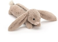 Jellycat Bashful Lapin  Beige sac long
