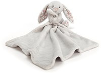 Jellycat Blossom Silver Lapin Doudou - 33cm