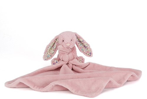 Jellycat  Blossom doudou Tulip Lapin Soother - 23 cm