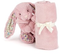 Jellycat  Blossom doudou Tulip Lapin Soother - 23 cm-2